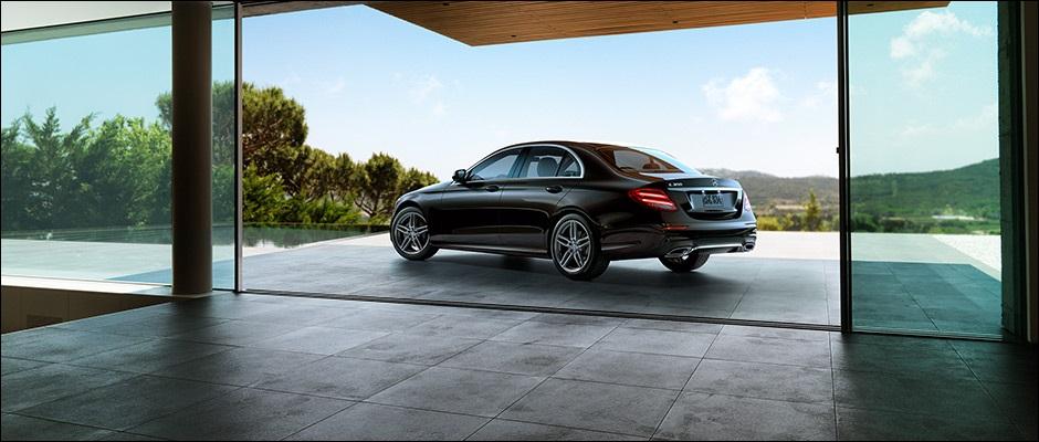 2017 Mercedes-Benz E-Class Sedan Scenic