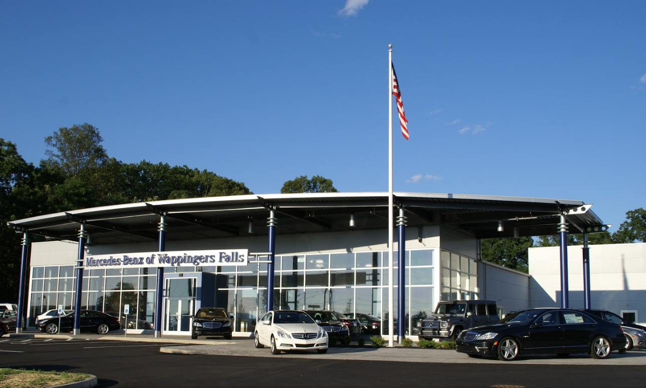 Mercedes benz and pre owned car dealer mercedes benz of for Mercedes benz of wappingers falls