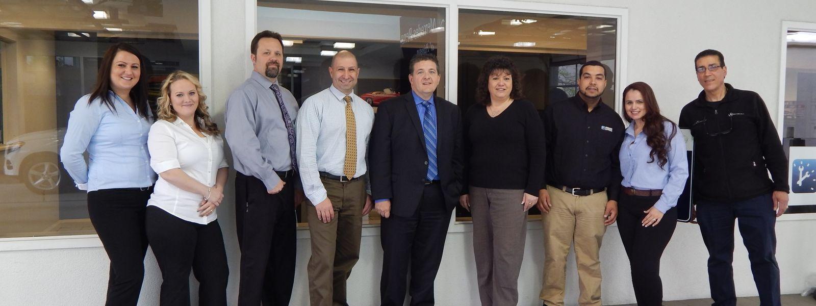MB Princeton Service Team