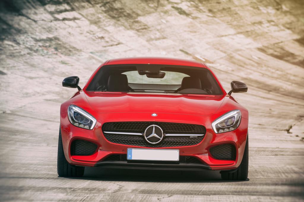 2016 Mercedes-AMG® GT S