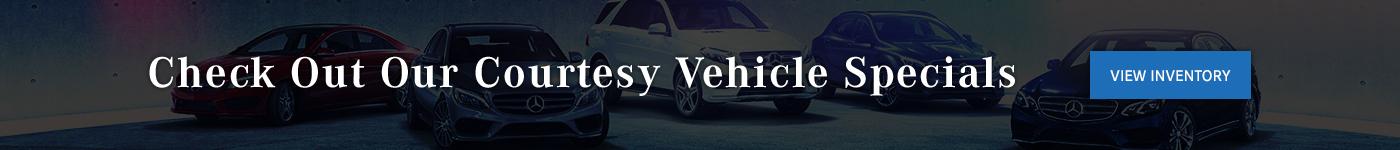 Courtesy Vehicles