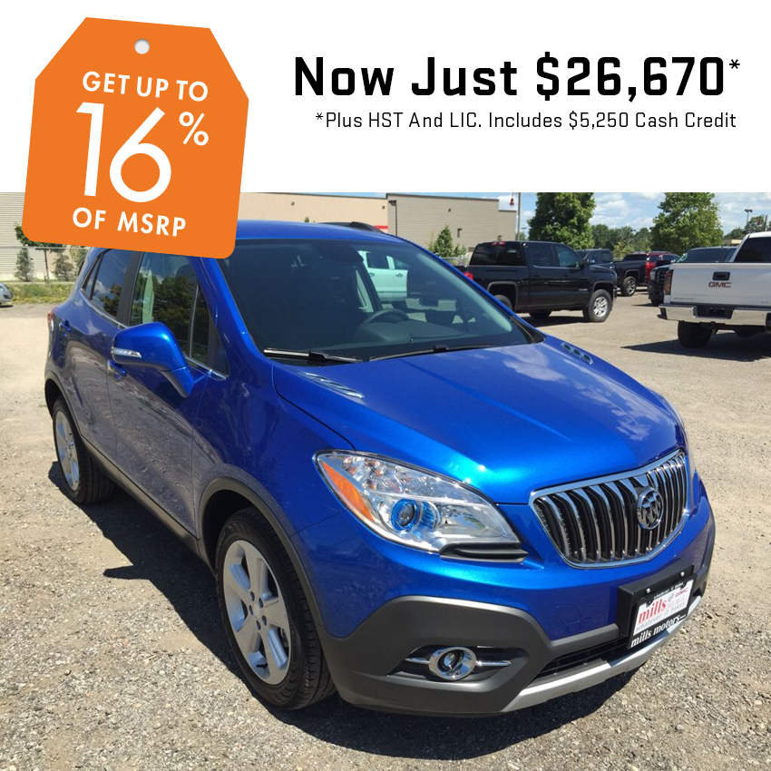 The 2016 Buick Enclave For Sale In Plainfield In