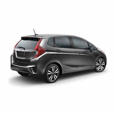 2016 Honda Fit EX w/CVT transmission