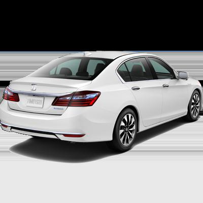 2017 Honda Accord Hybrid 4dr w/ CVT transmission
