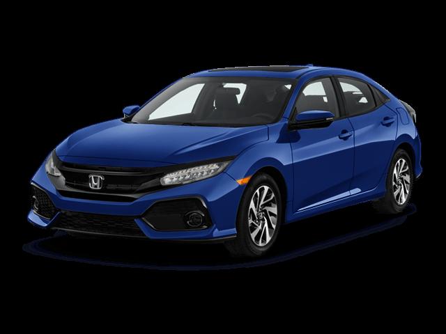 2017 Honda Civic LX Hatchback w/ CVT Transmission