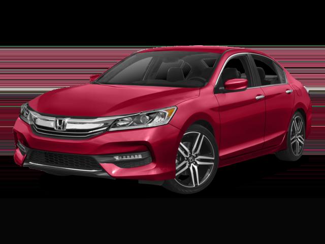 2017 Honda Accord Sport 4dr w/CVT Transmission