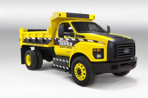 ford makes a tonka truck for big kids morrie s inver grove mazda