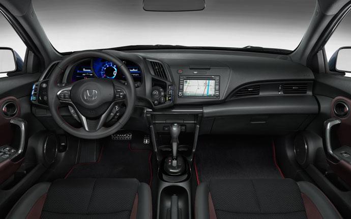 2014 Honda Cr Z Hybrid Interior Ex Cockpit