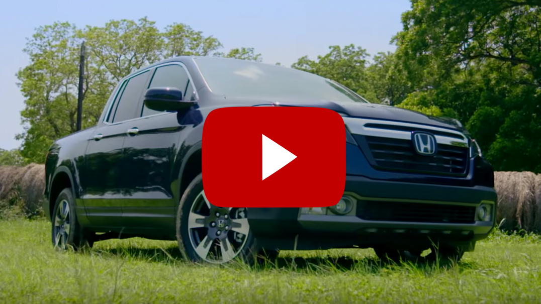 2018 Honda Ridgeline AWD Video