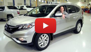 Honda CR V Walk Through Video