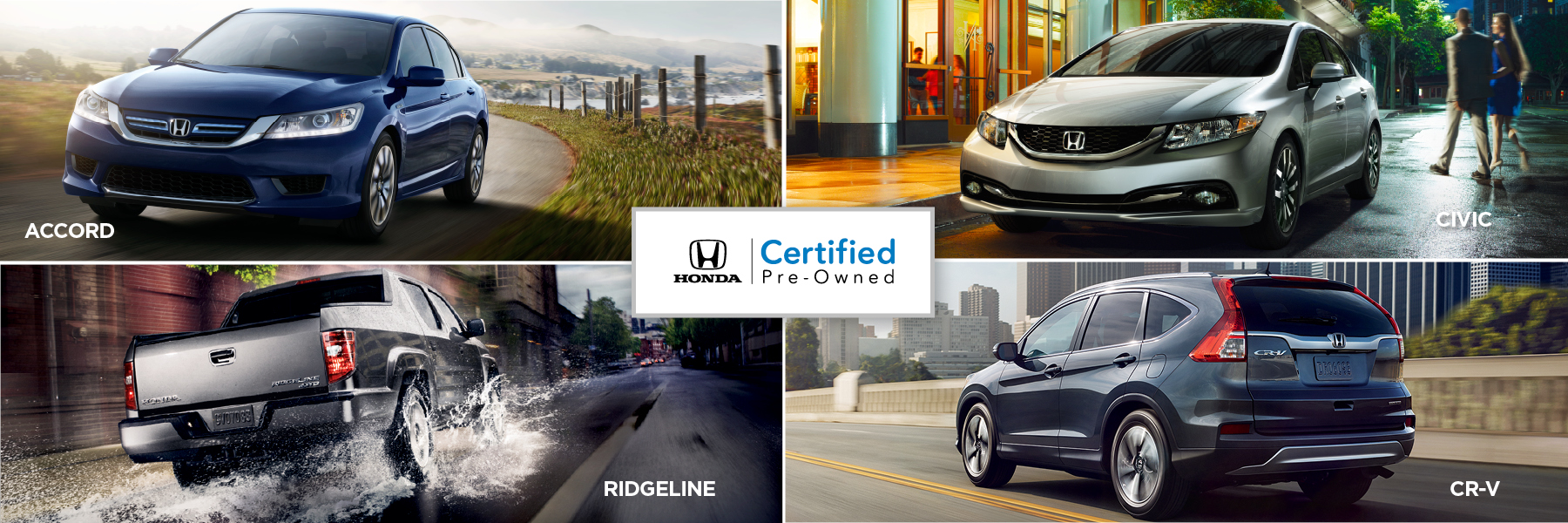 New England Honda Certified Pre-Owned