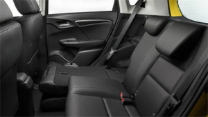 The 2016 Honda Fit Interior Space Tops Competitors