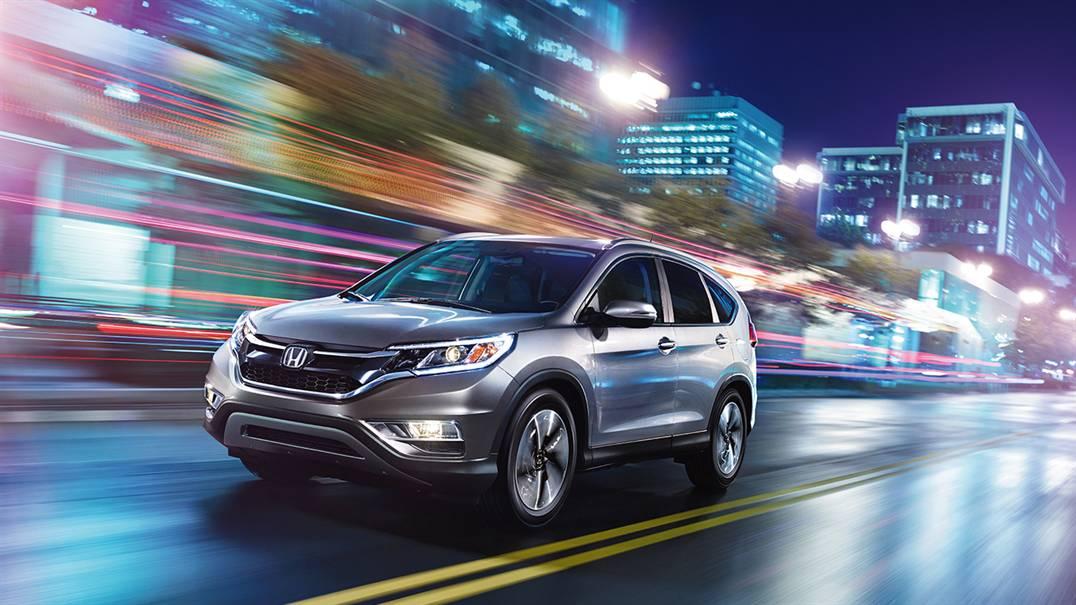 Honda CR-V Fuel