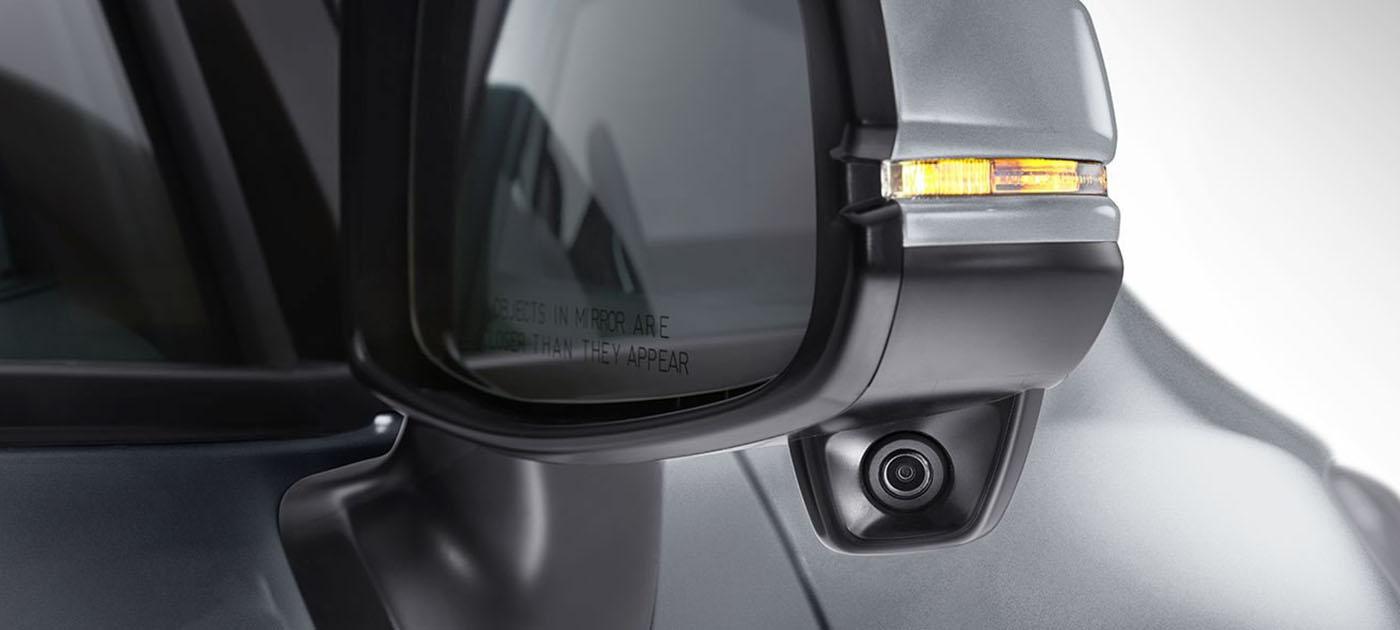 Honda Fit Lanewatch