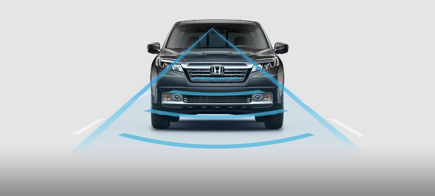 Ridgeline Honda Sensing