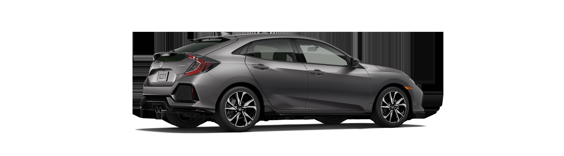 2017 Honda Civic Hatchback New England Honda Dealers