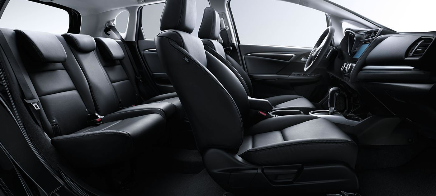 Honda Fit 5 Seating