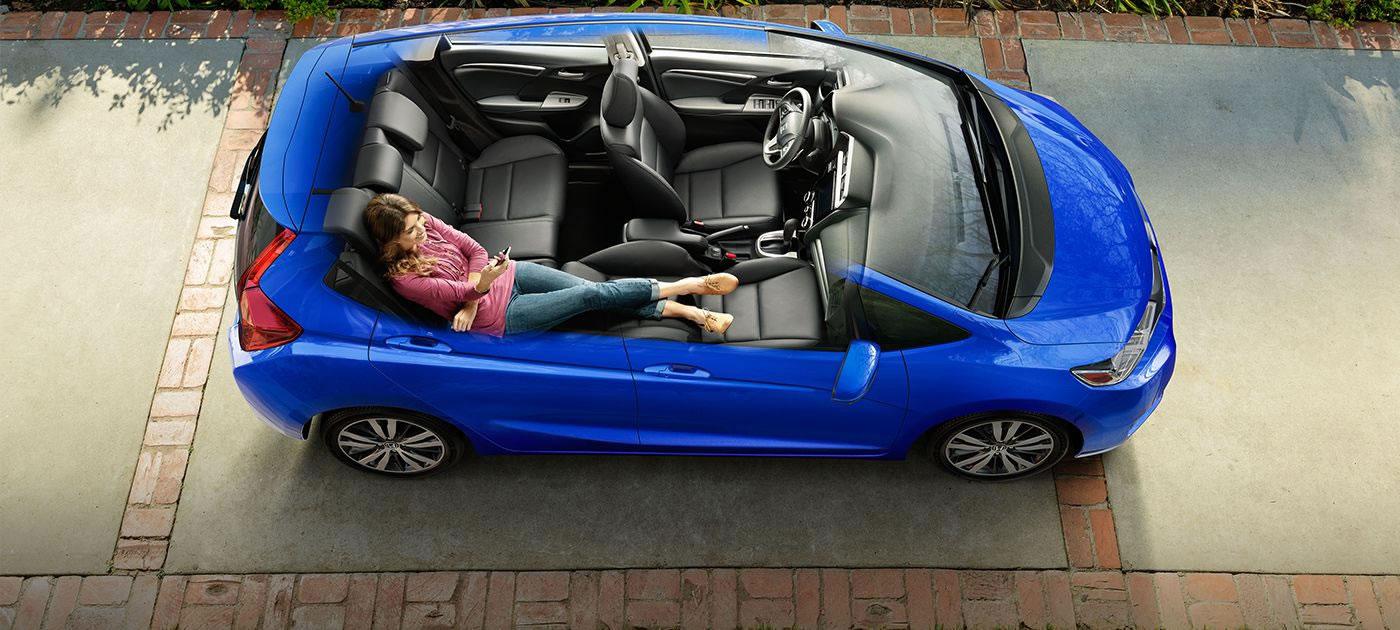 Honda Fit Refresh Mode