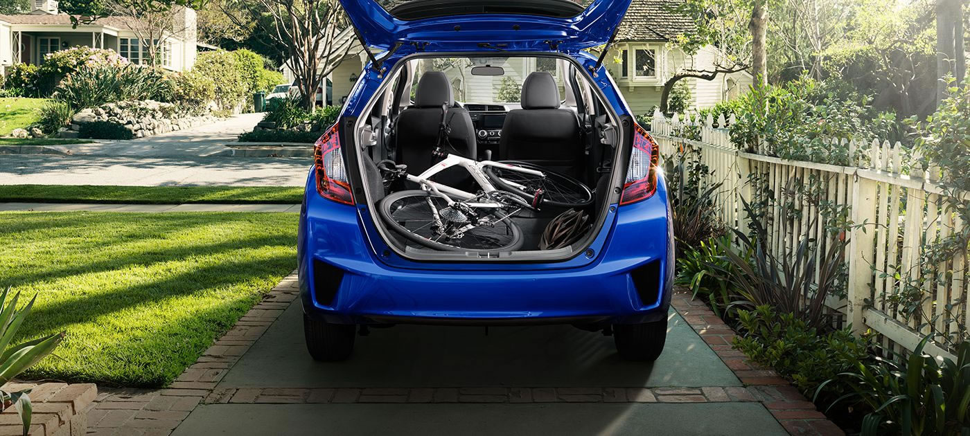 Honda Fit Utility Mode