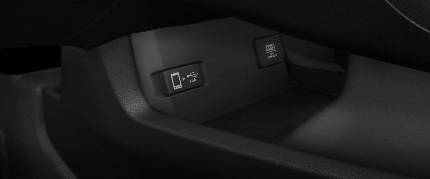 Honda Civic Charging Mat