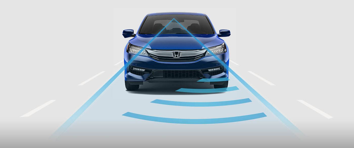 Honda Accord Hybrid Adaptive Cruise Control