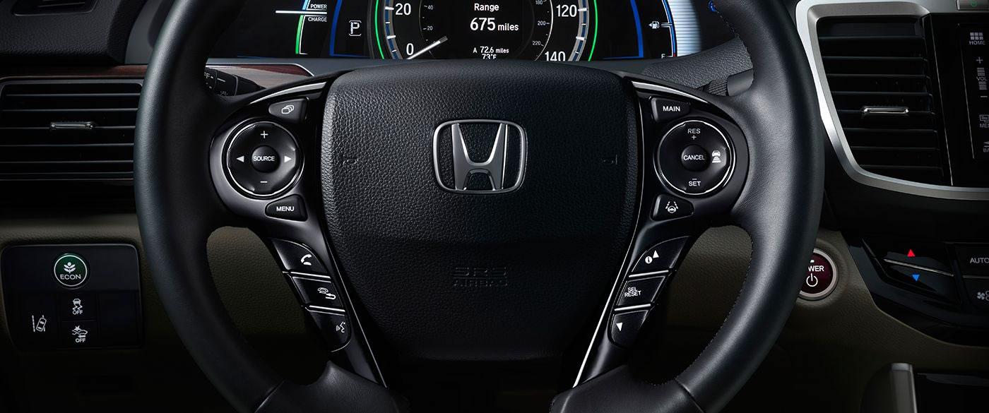 Honda Accord Hybrid Bluetooth Connectivity