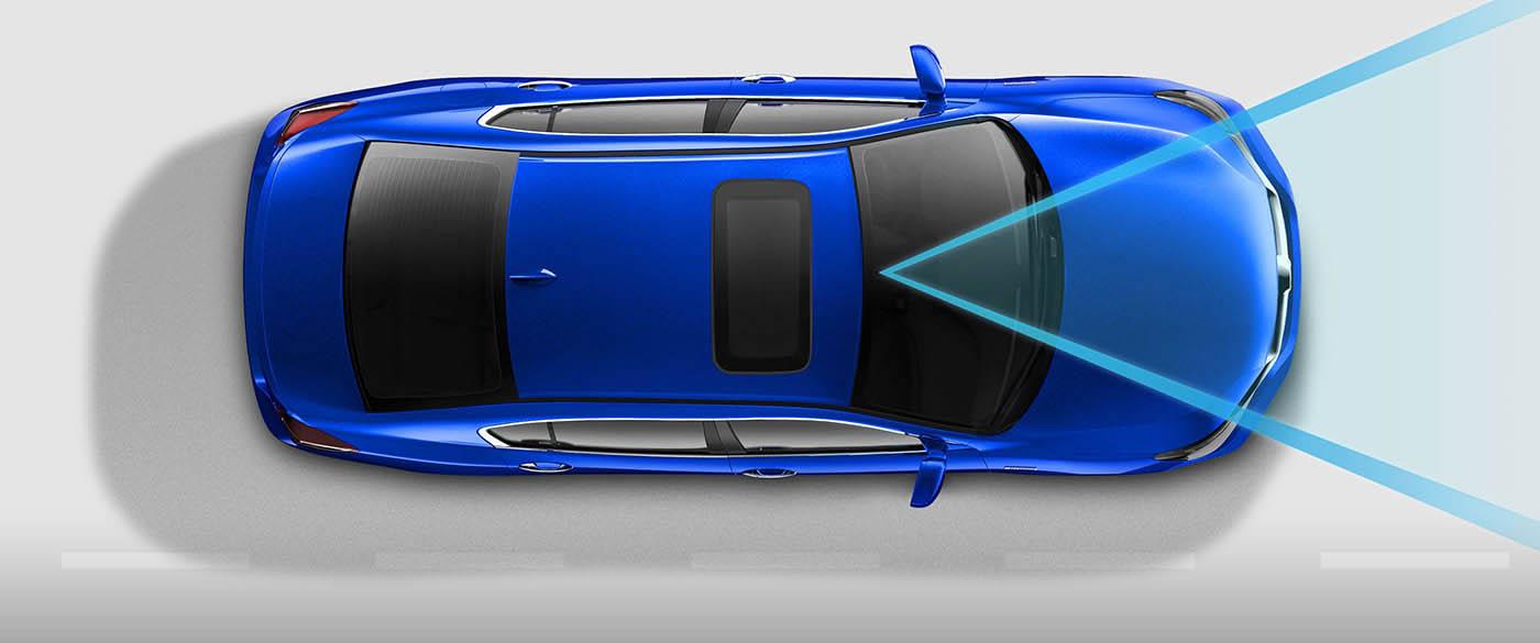 Honda Accord Hybrid Lane Keeping Assist