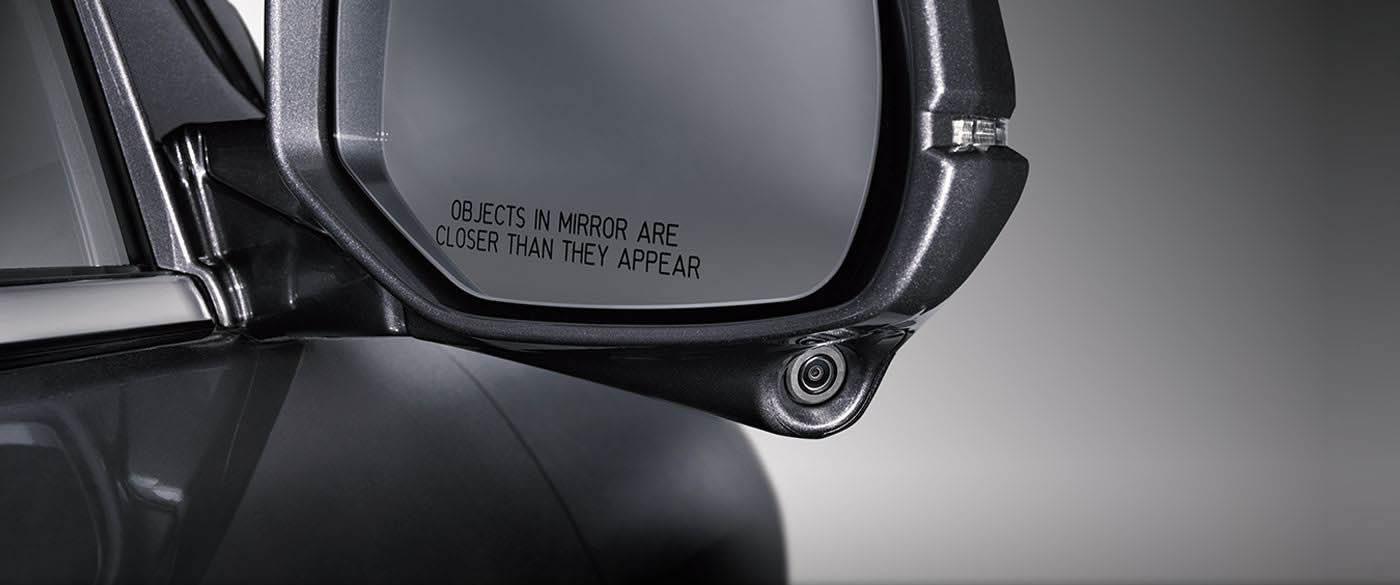 Honda Accord Hybrid Lanewatch