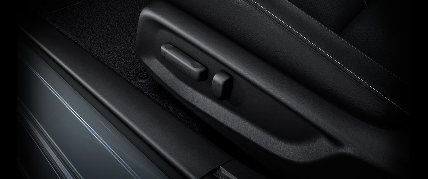 Honda Civic Hatchback 8 Way Power Drivers Seat