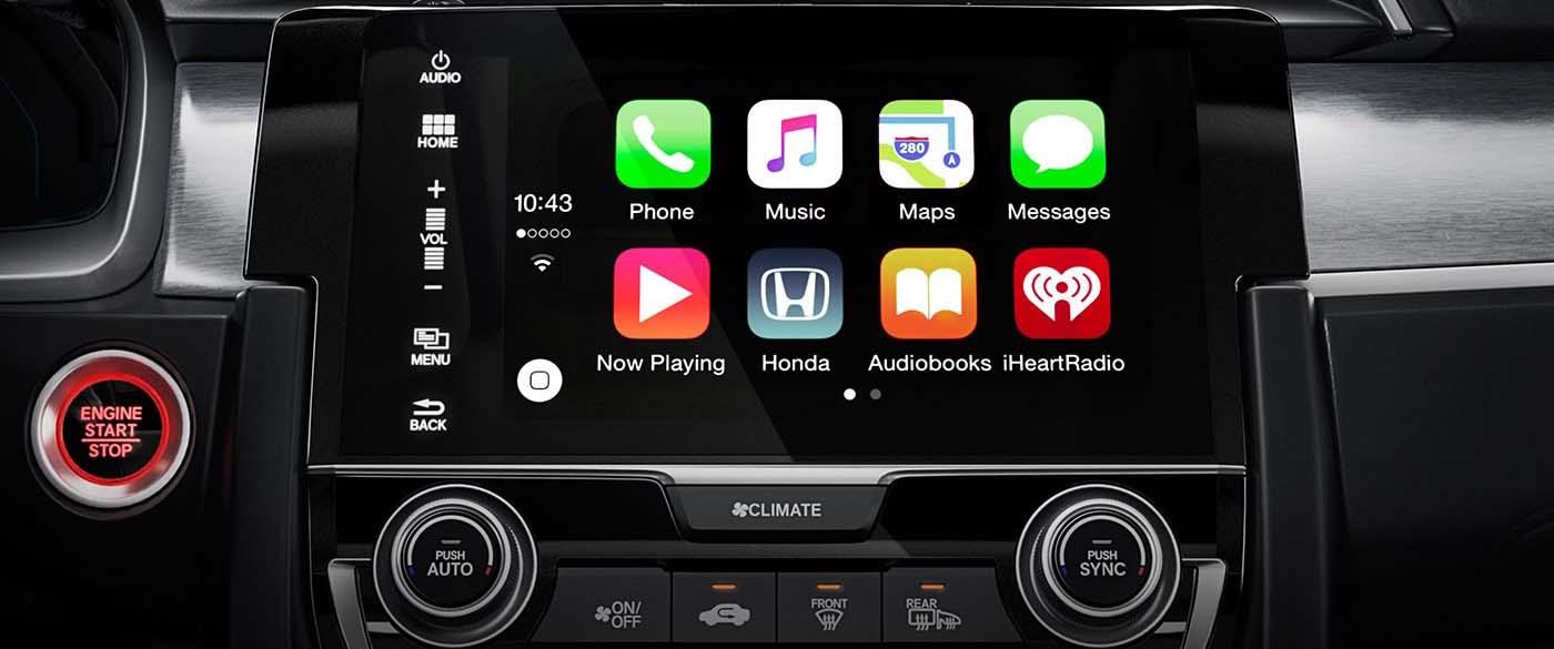 Honda Civic Hatchback Apple Carply