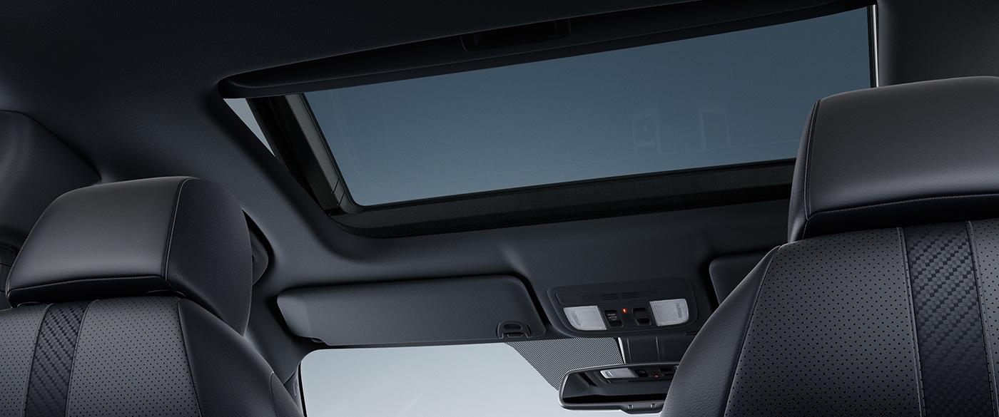 Honda Civic Hatchback Moonroof