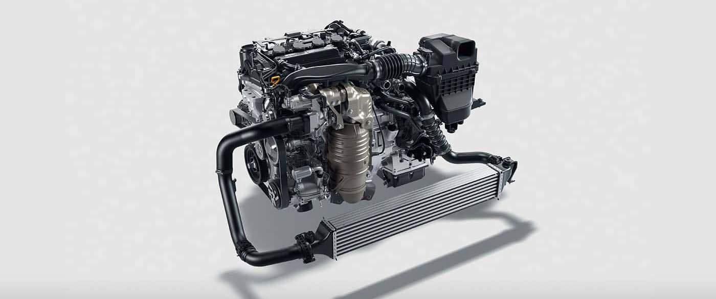 Honda Civic Hatchback Turbo Engine