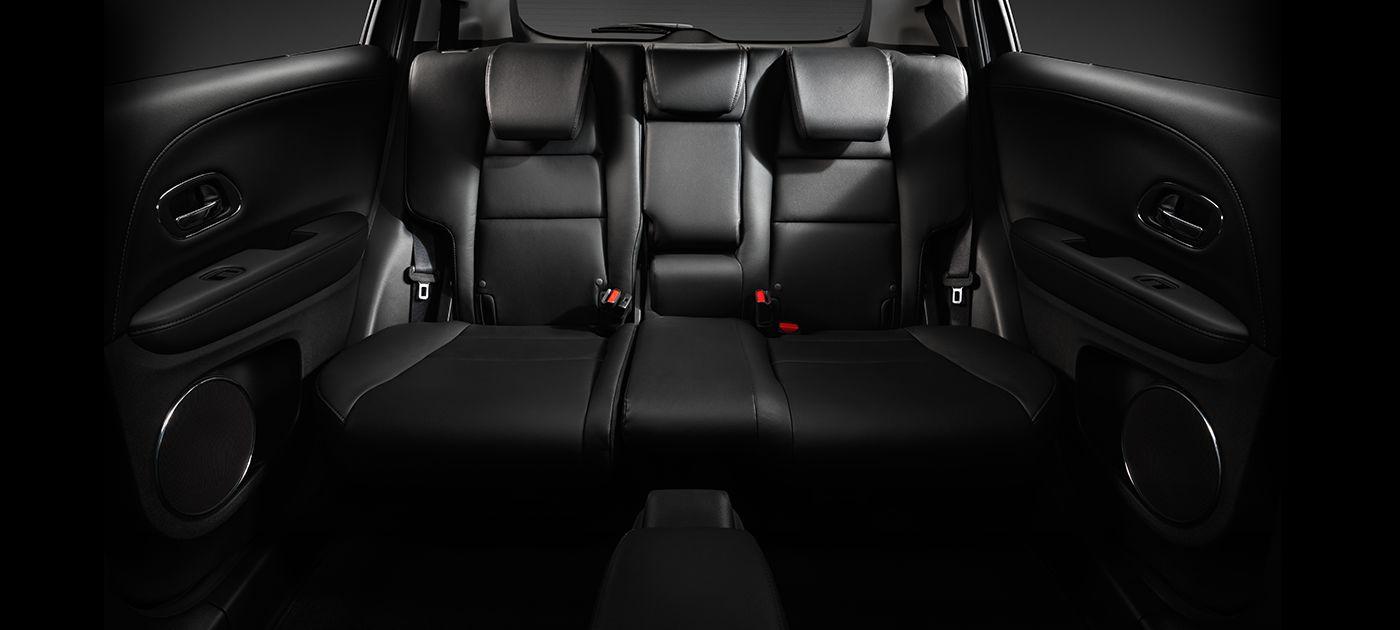 Honda HR-V Interior Rear Passenger Seating