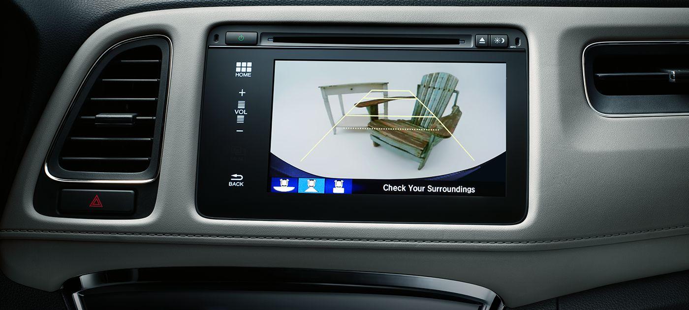 Honda HR-V Rearview Camera
