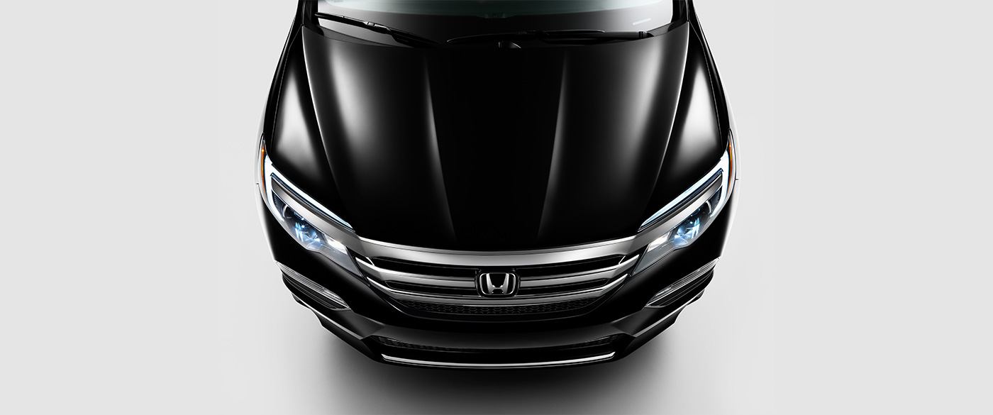 Honda Pilot Front Hood
