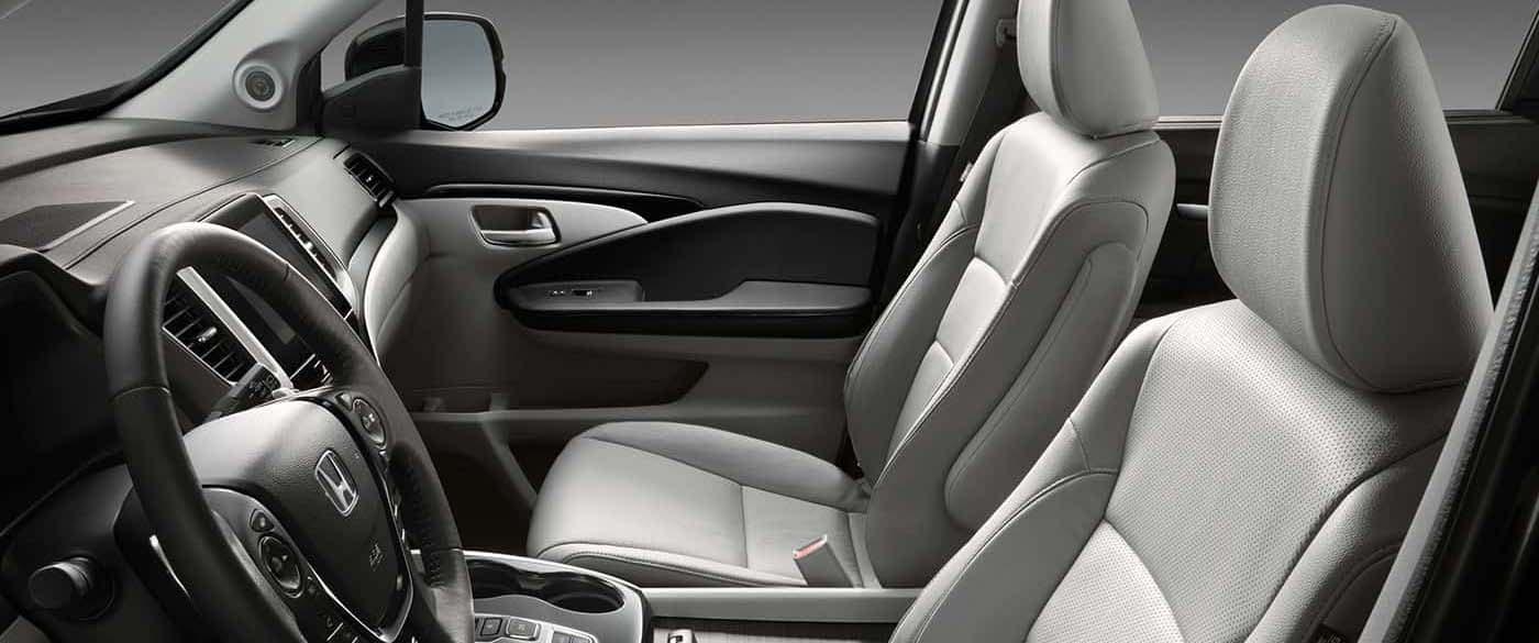 Honda Pilot Interior Heated Seats