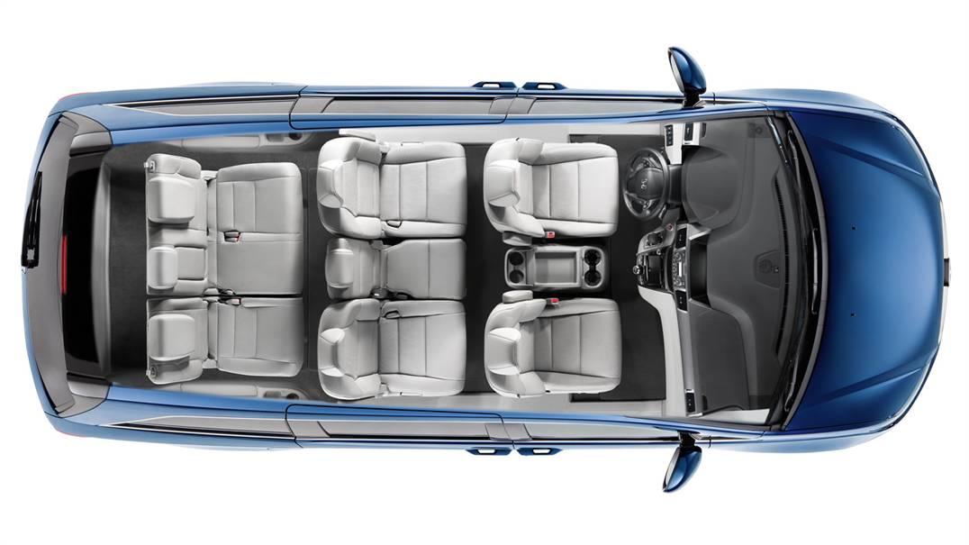 2017 Honda Odyssedy Audio System