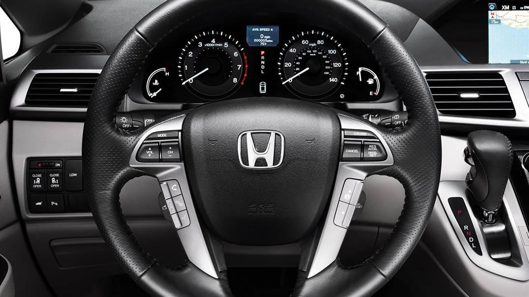 2017 Honda Odyssey Bluetooth