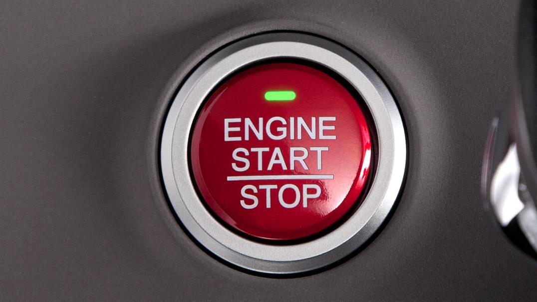 2017 Honda Odyssey Engine Start