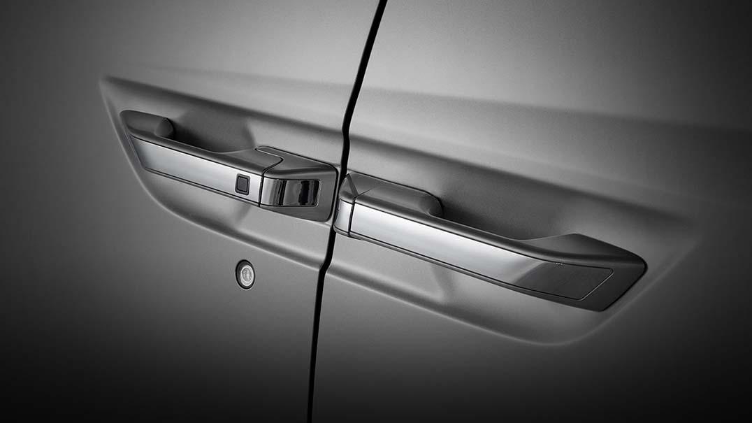 2017 Honda Odyssey Smart Entry