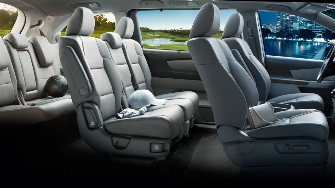 2017 Honda Odyssey Configurations >> The 2017 Honda Odyssey Trim Levels Available In New England