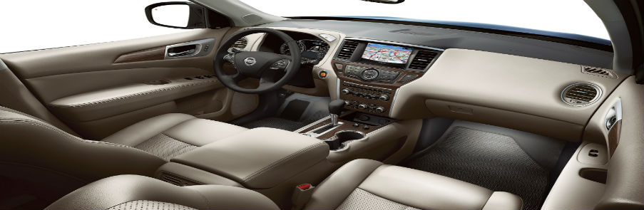 Nissan Pathfinder Technology