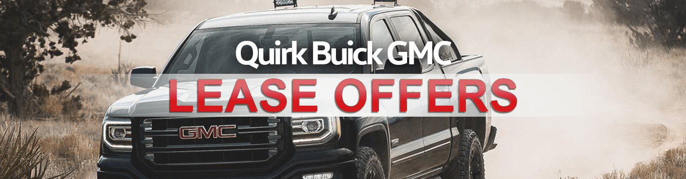 Buick GMC Lease Deals near Manchester NH | Quirk Buick GMC in Manchester, NH