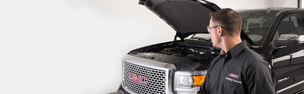 Buick GMC Oil Change in Manchester, NH