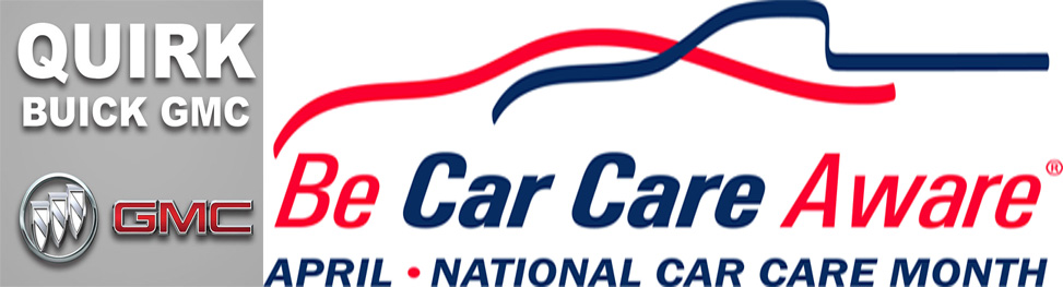 GMC National Car Care Month