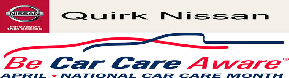 nissan car care month