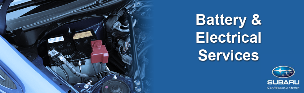 Subaru Battery and Electrical Services in Braintree MA