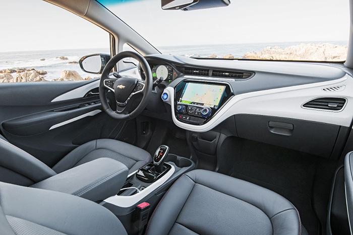 Garber Chevrolet Bolt EV 2017