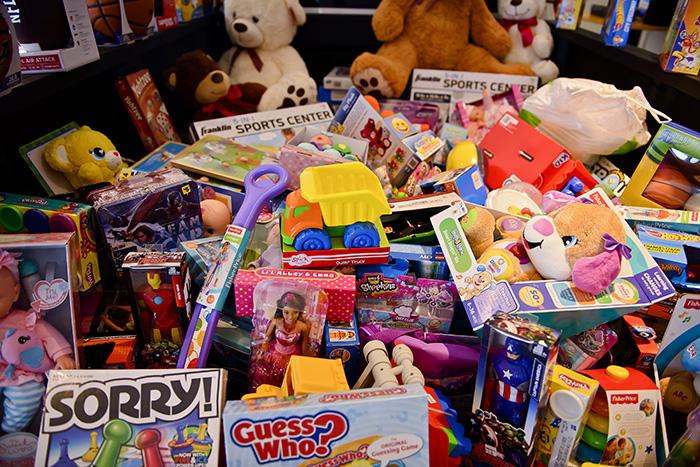 Toys for Tots Garber