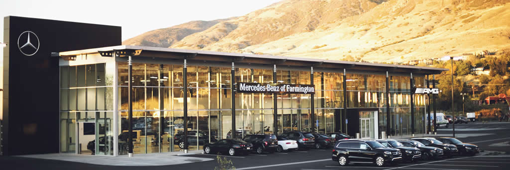 Mercedes-Benz of Farmington - Located Just Outside of Salt Lake City